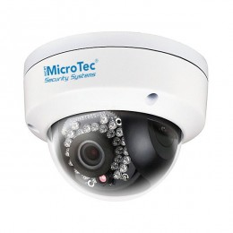 MICROTEC MCR 6004 3 MP IP DOME KAMERA