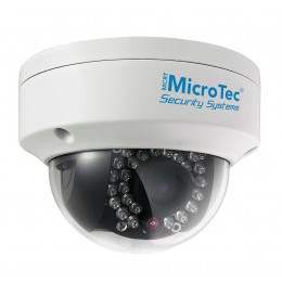 MICROTEC MCR 6263 4 MP IP DOME KAMERA