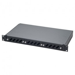 "1U 19"" MODÜLER FİBER PATCH PANEL ST-SC SOKET"