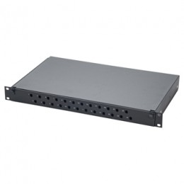 "1U 19"" RAYLI FİBER PATCH PANEL SC SOKET"