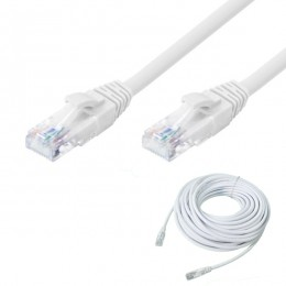 MicroTec 10 M Cat6 Network 24Awg Patch Kablo