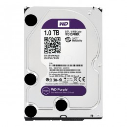 "WD Purple 1TB Intellipower Sata 3.0 64Mb 3,5"" Güvenlik Diski 7x24"