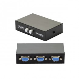Biotech 2 Port Kvm Switch