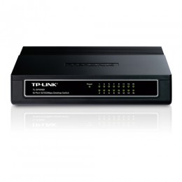 Tp-Link TL-SF1016D 16-Port 10/100Mbps Tak ve Kullan Switch