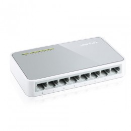 Tp-Link TL-SF1008D 8-Port 10/100Mbps Tak ve Kullan Switch